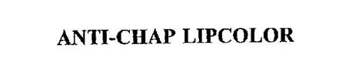 ANTI-CHAP LIPCOLOR
