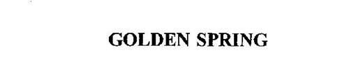 GOLDEN SPRING