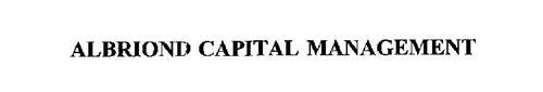 ALBRIOND CAPITAL MANAGEMENT