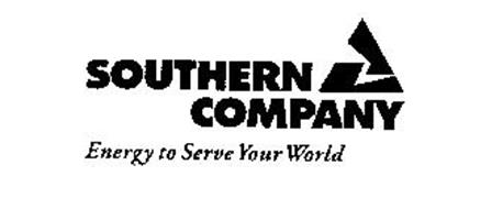 SOUTHERN COMPANY ENERGY TO SERVE YOUR WORLD