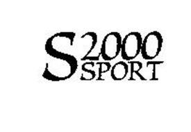 S2000 SPORT