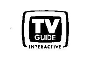 TV GUIDE INTERACTIVE