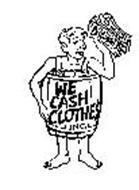 WE CASH CLOTHES INC.