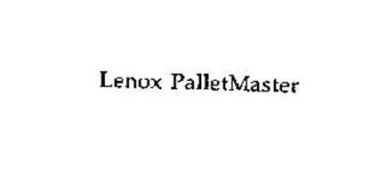 LENOX PALLETMASTER