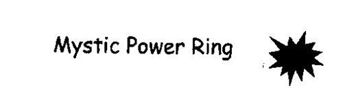 MYSTIC POWER RING