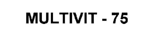 MULTIVIT - 75