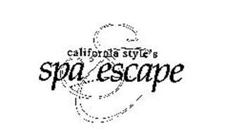 SE CALIFORNIA STYLE'S SPA ESCAPE