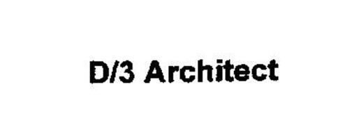 D/3 ARCHITECT