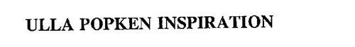 ULLA POPKEN INSPIRATION