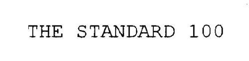 THE STANDARD 100