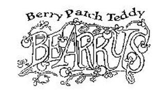 BERRY PATCH TEDDY BEARRYS