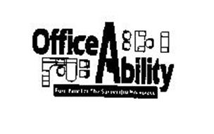 OFFICE ABILITY FURNITURE FOR THE SUCCESSFUL WORKPLACE