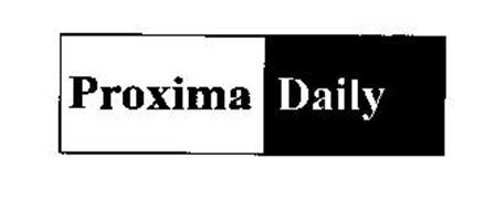 PROXIMA DAILY