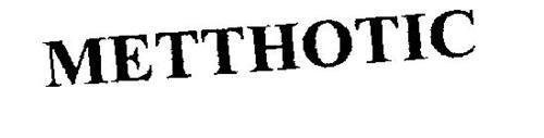 METTHOTIC