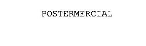 POSTERMERCIAL