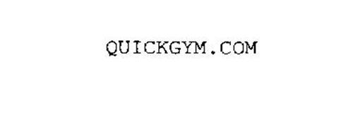 QUICKGYM.COM