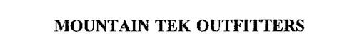 MOUNTAIN TEK OUTFITTERS