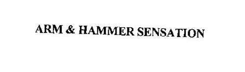 ARM & HAMMER SENSATION