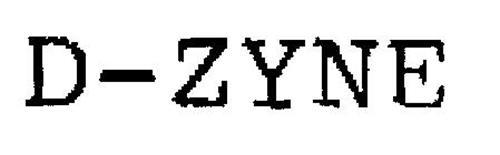 D-ZYNE