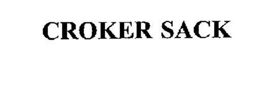 CROKER SACK