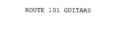 ROUTE 101 GUITARS