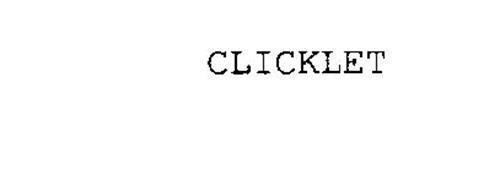 CLICKLET