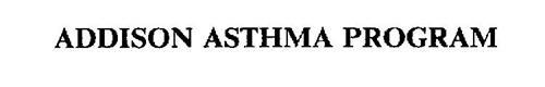 ADDISON ASTHMA PROGRAM