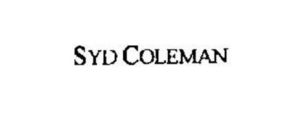 SYD COLEMAN