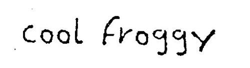 COOL FROGGY