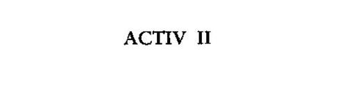 ACTIV II