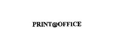 PRINT@OFFICE