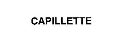 CAPILLETTE
