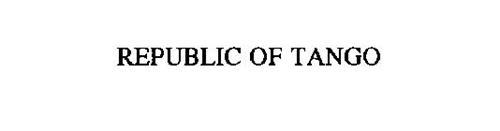 REPUBLIC OF TANGO