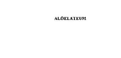 ALOELATEUM