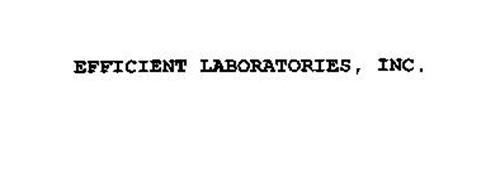 EFFICIENT LABORATORIES, INC.