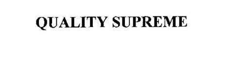 QUALITY SUPREME