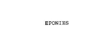 EPONIES