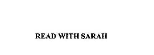 READ WITH SARAH