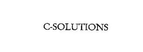 C-SOLUTIONS