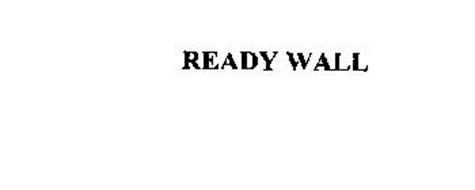 READY WALL
