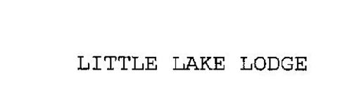 LITTLE LAKE LODGE