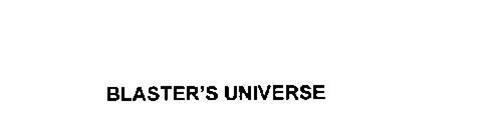 BLASTER'S UNIVERSE