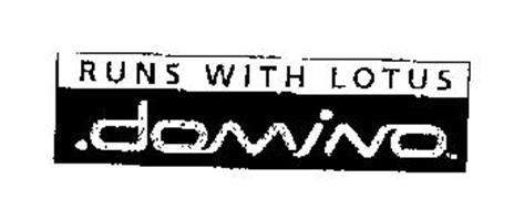 RUNS WITH LOTUS.DOMINO