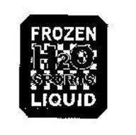 FROZEN H2O SPORTS LIQUID