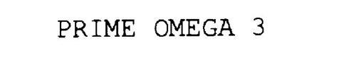 PRIME OMEGA 3
