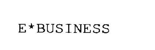 E*BUSINESS