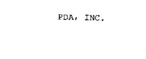 PDA INC.