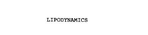 LIPODYNAMICS