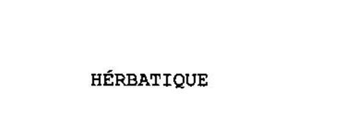HERBATIQUE