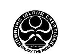 HAWAIIAN ISLAND CREATIONS ENJOY THE RIDE